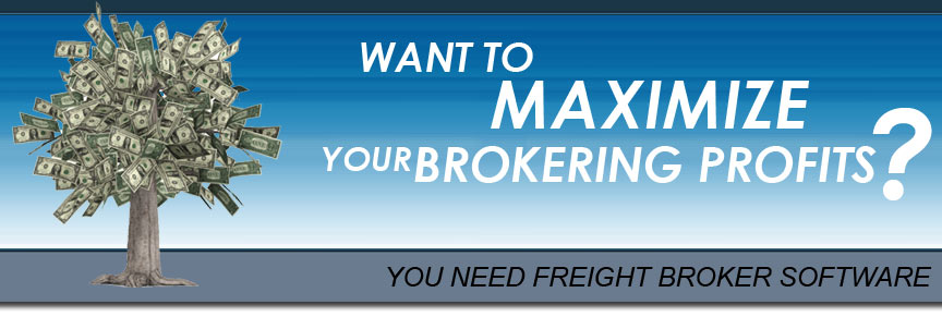 Powerful Freight Brokering Software at a price you can afford.